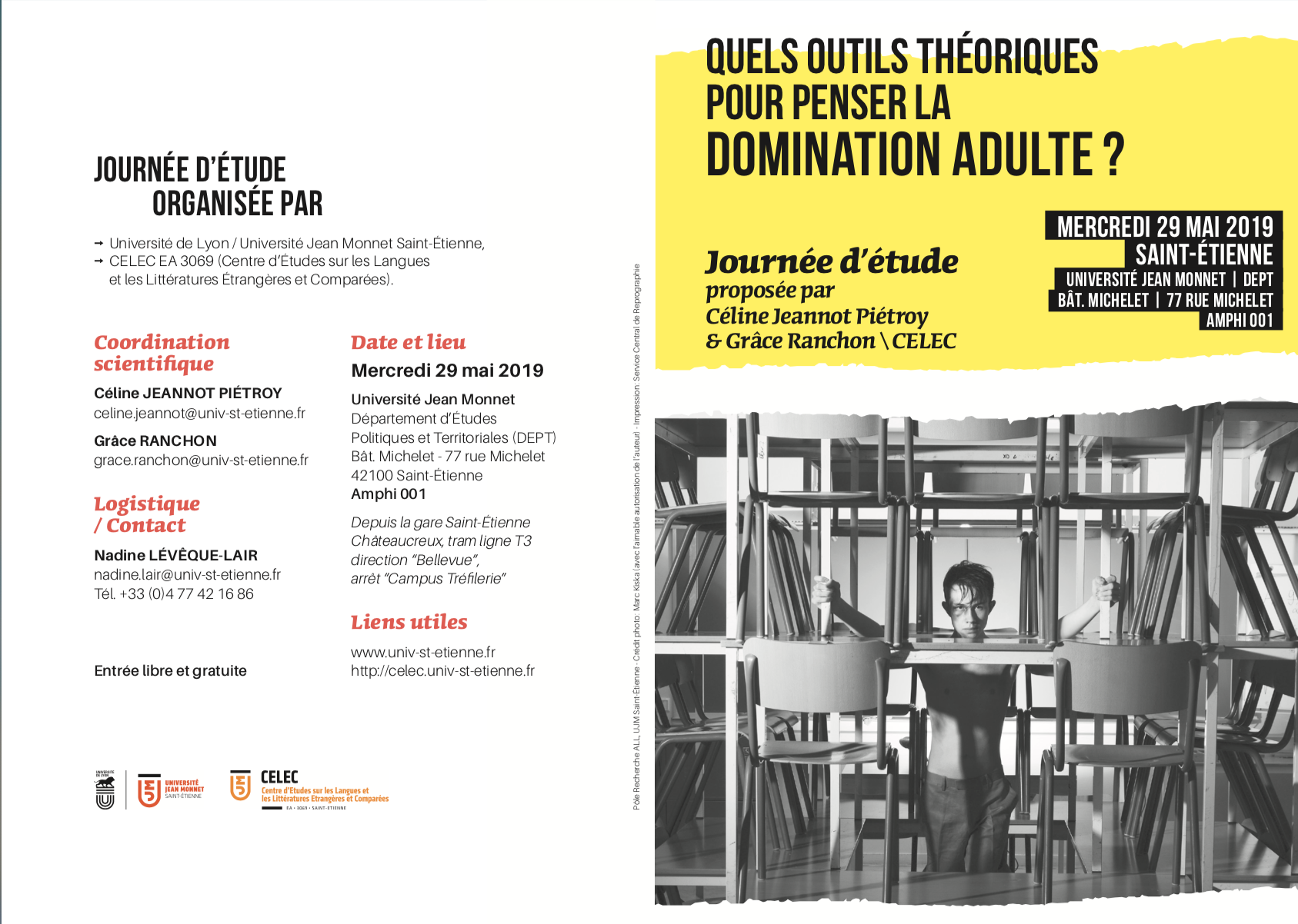 Brochure domination adulte mai 2019