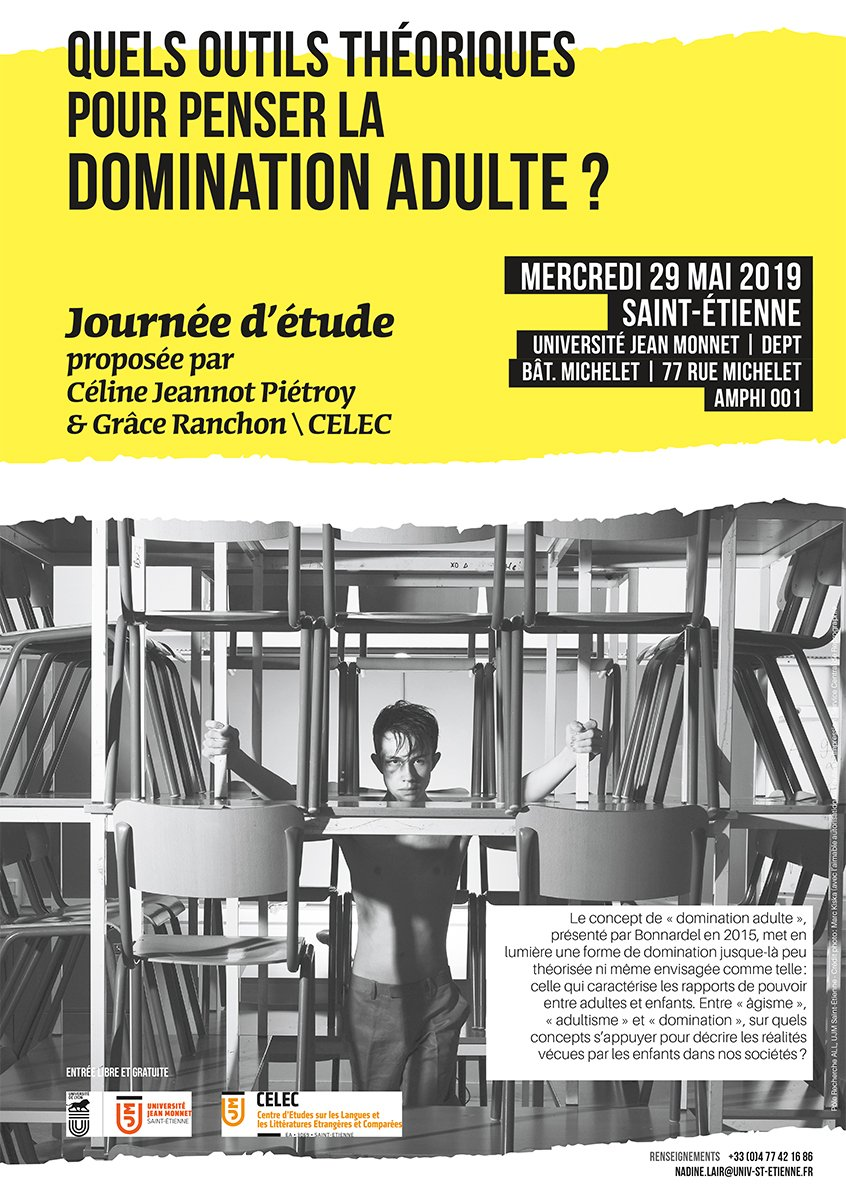 Poster domination adulte petit